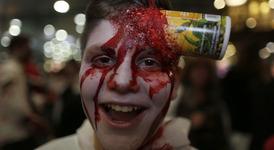 Страховити Хелоуин идеи